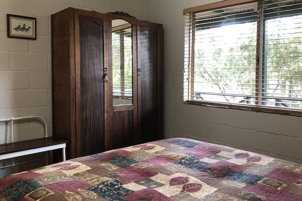 Familie-feriehus - 2 soveværelser - Ekstra senge