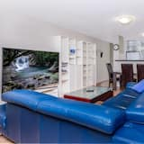 Apartmán, 2 ložnice (Type B) - Obývací prostor