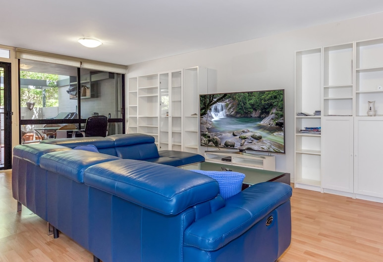 City Gardens, East Perth, Appartement, 2 chambres (Type B), Coin séjour