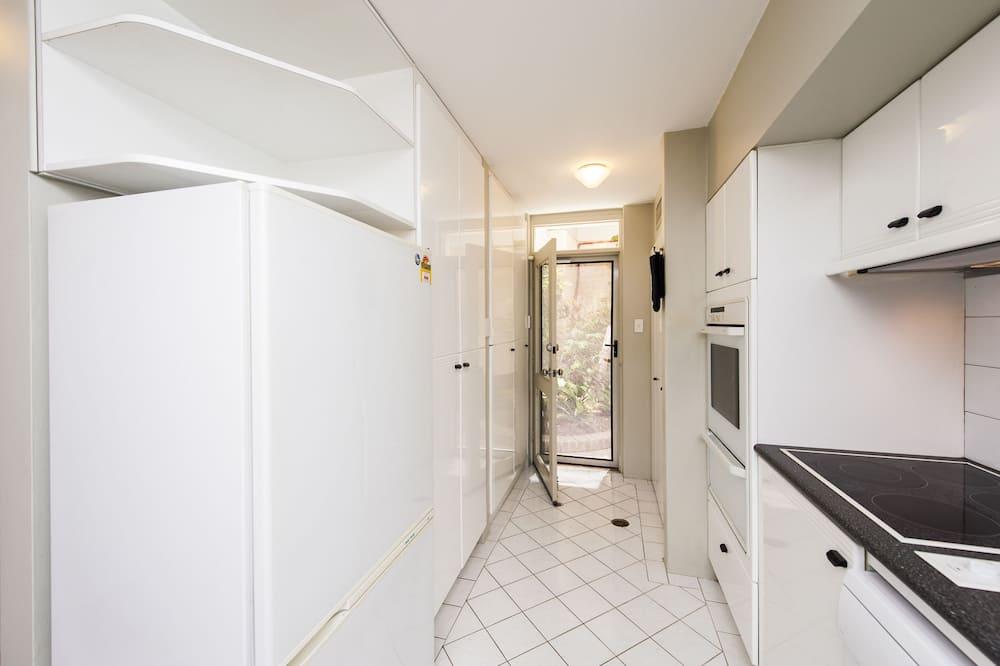 Apartmán, 2 ložnice (Type B) - Soukromá kuchyně
