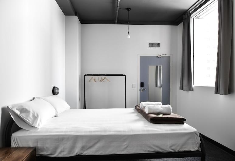 The Pod Sydney, Haymarket, Δίκλινο Δωμάτιο (Double), Κοινόχρηστο Μπάνιο, Δωμάτιο επισκεπτών