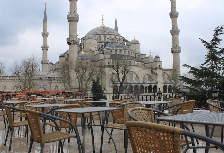 Hotel Sultan Hill, Istanbul, Terrasse/veranda