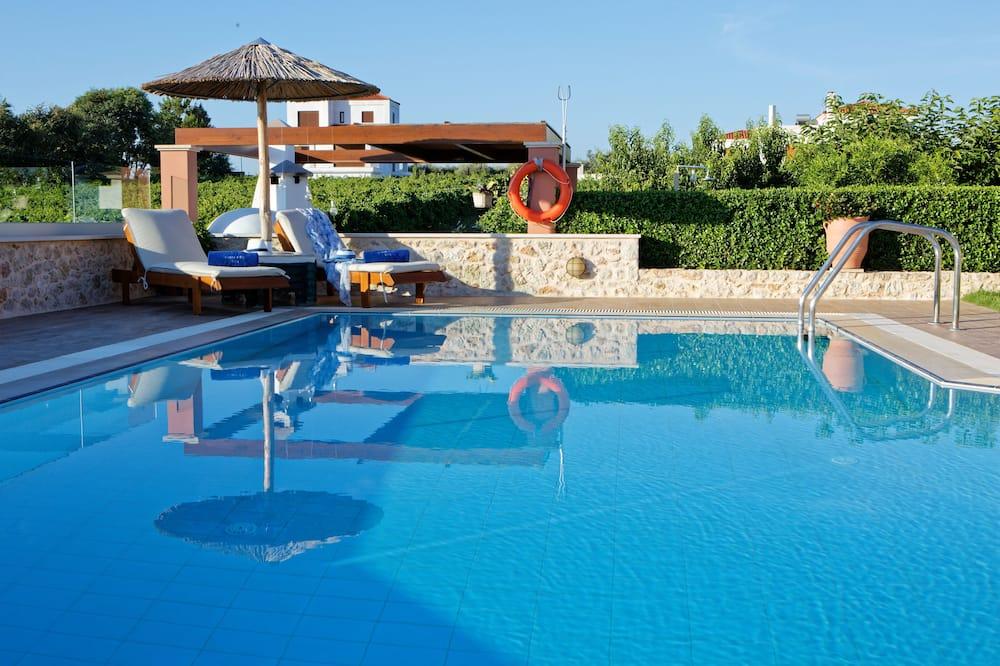 別墅, 私人泳池 - 私人游泳池