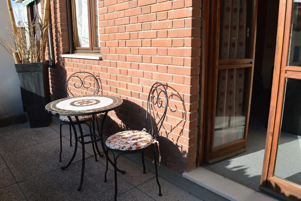 Pokój dla 3 osób - Balkon