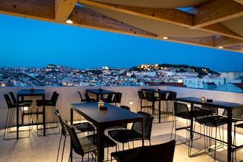 리스본의 리스보아 페소아 호텔 사진