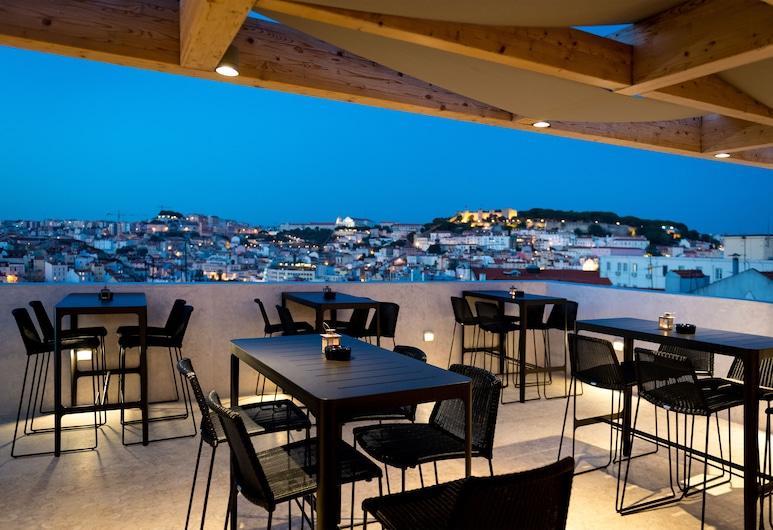 Lisboa Pessoa Hotel, Λισσαβώνα, Lounge ξενοδοχείου