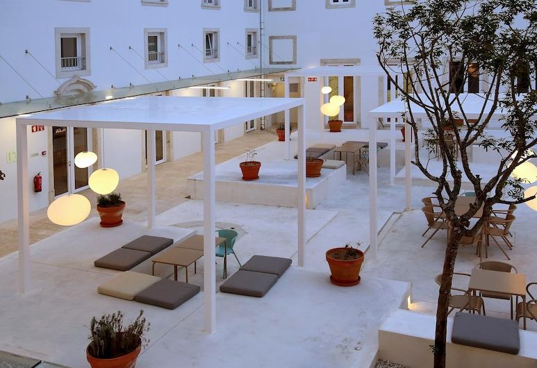 Hotel Convento do Salvador, Λισσαβώνα, Αίθριο/βεράντα
