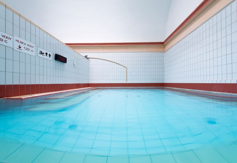 Vila Trajan Ensana Health Spa Hotel, Пьештяны, Бассейн