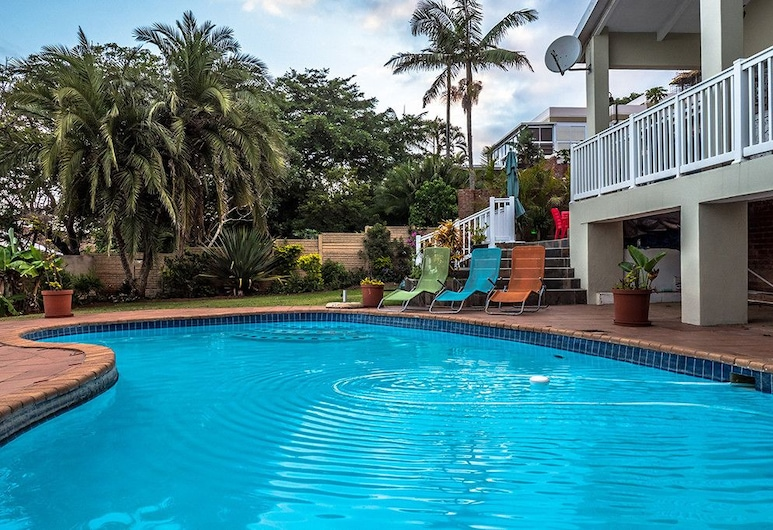 Ruby Sands Exclusive Holiday Home, Ballito, Outdoor Pool