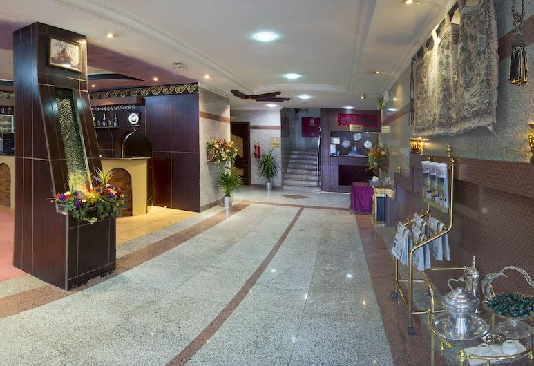 Al Farhan Hotel Suites Al Fayha, Riyadh, Lobby