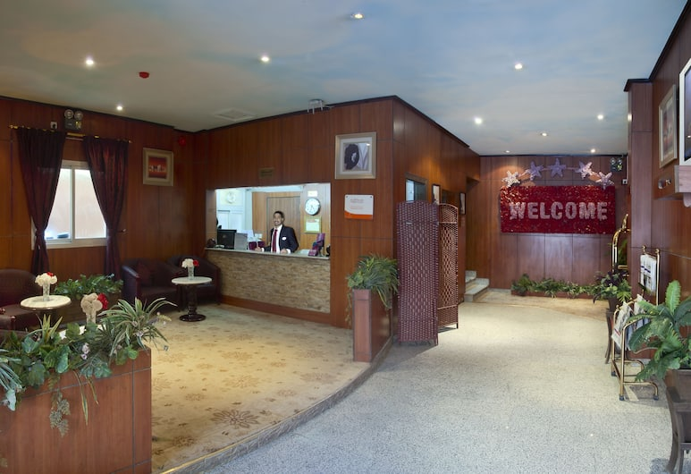 Al Farhan Hotel Suites Al Aqiq, Riyadh, Lobby