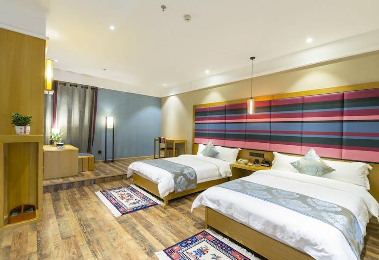 Diqing Argyle Hotel, Dêqên, Chambre