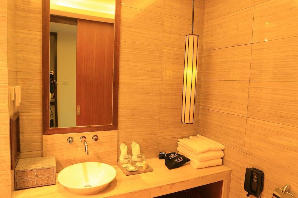 Two Bedroom Family Villa - Bathroom