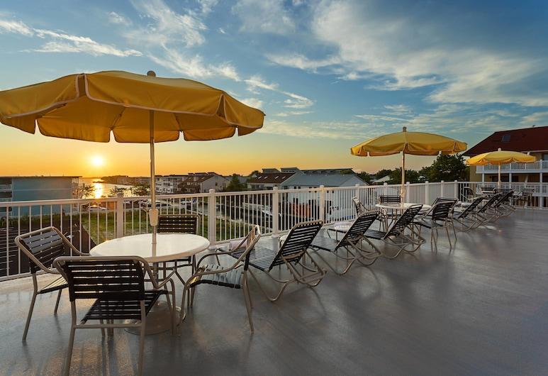 Fairfield Inn & Suites by Marriott Ocean City, אושן סיטי, ארוחה בחוץ