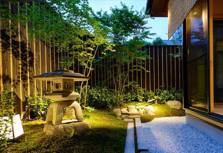 Luck You Kyoto, Kyoto, Terase/iekšējais pagalms
