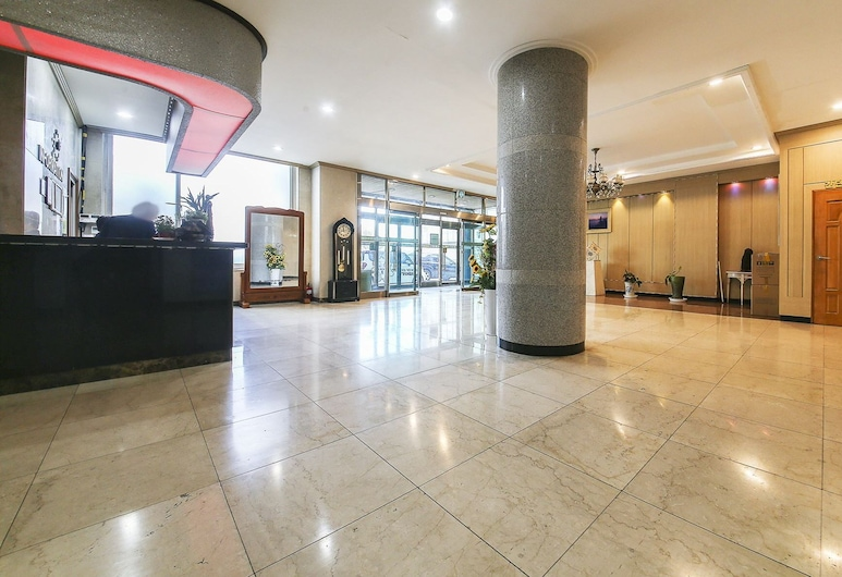Hotel Coco, Donghae, Lobby