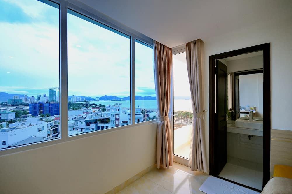 Senior Double or Twin Room, Sea View - Balcony