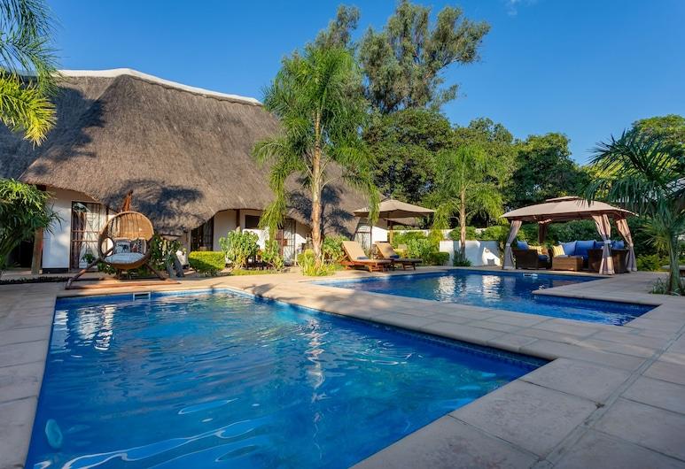 Ngoma Zanga Lodge, Livingstone, Esterni