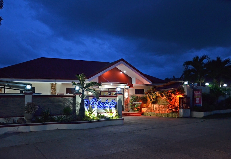 Ysabelle Mansion, Puerto Princesa, Hotel Front – Evening/Night
