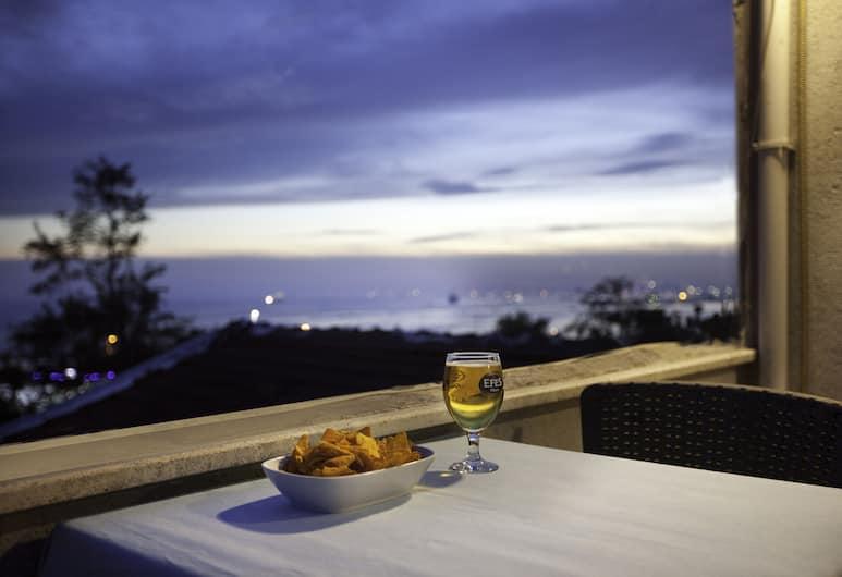 Sultanahmet Inn Hotel, Istanbul, Terrasse/veranda