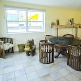 Apartmán, 3 spálne, výhľad na oceán, pri pláži - Obývačka