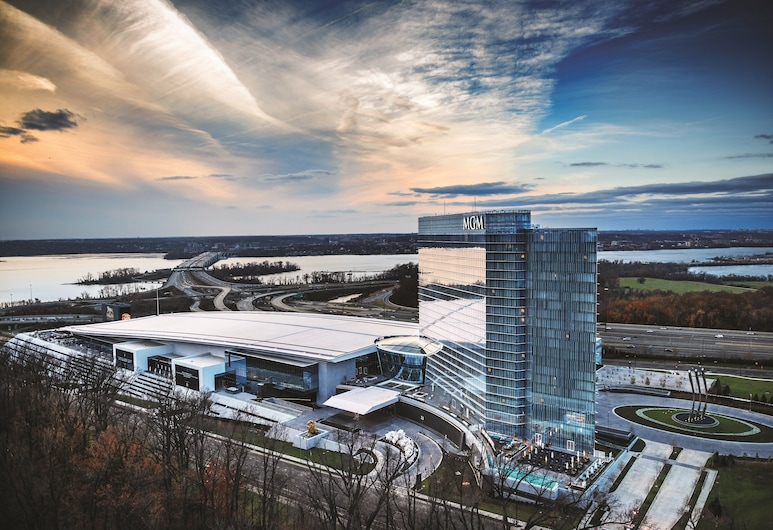 MGM National Harbor Resort & Casino, אוקסון היל