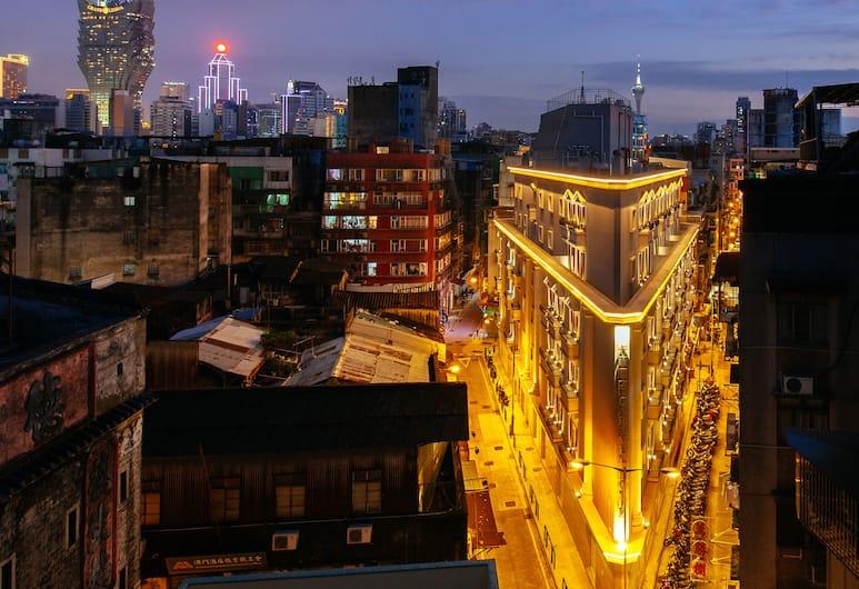 Caravel Hotel, Macau, Aerial View