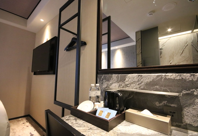 Hotel Midtown Richardson Kaohsiung Boai, Kaohsiung, City Double Room, Guest Room