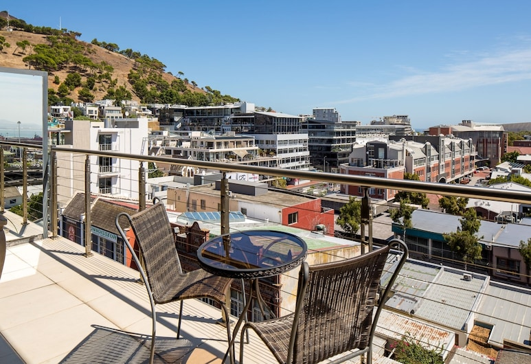 Rockwell Luxury Apartments, Cape Town, Penthouse, 2 Bedrooms, City View, Balcony
