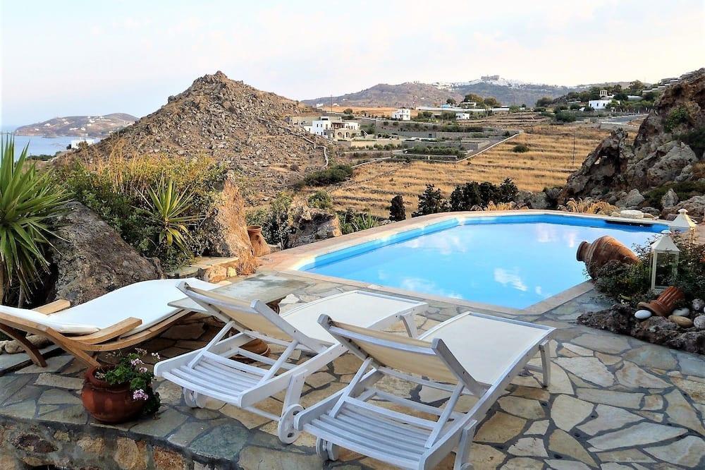 Private pool villa with sea view - Beach/Ocean View