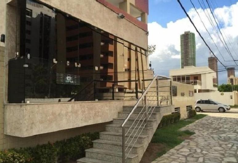 Apartamento Luxo em Manaíra, João Pessoa, Ingresso della struttura