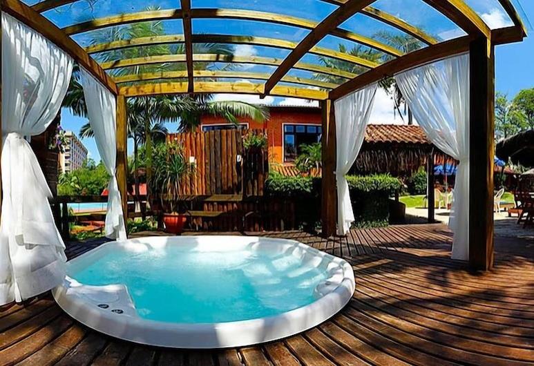 Cabanas Termas Hotel, Gravatal, Kylpylä