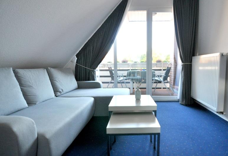 Hotel zur Bever, Telgte, Comfort Double Room, Living Area