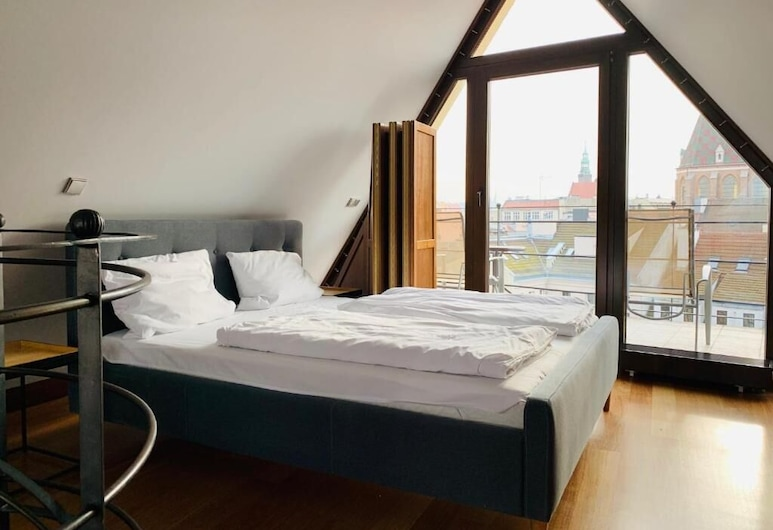 Boogie Apartments Old Town, Wroclaw, Apartment - ul. Garbary 2, Oda