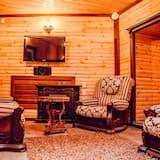 Suite Premium, sauna - Sala de estar