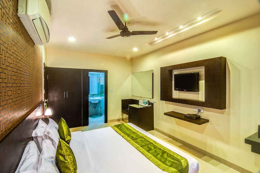Deluxe kamer, 1 slaapkamer, roken - Kamer