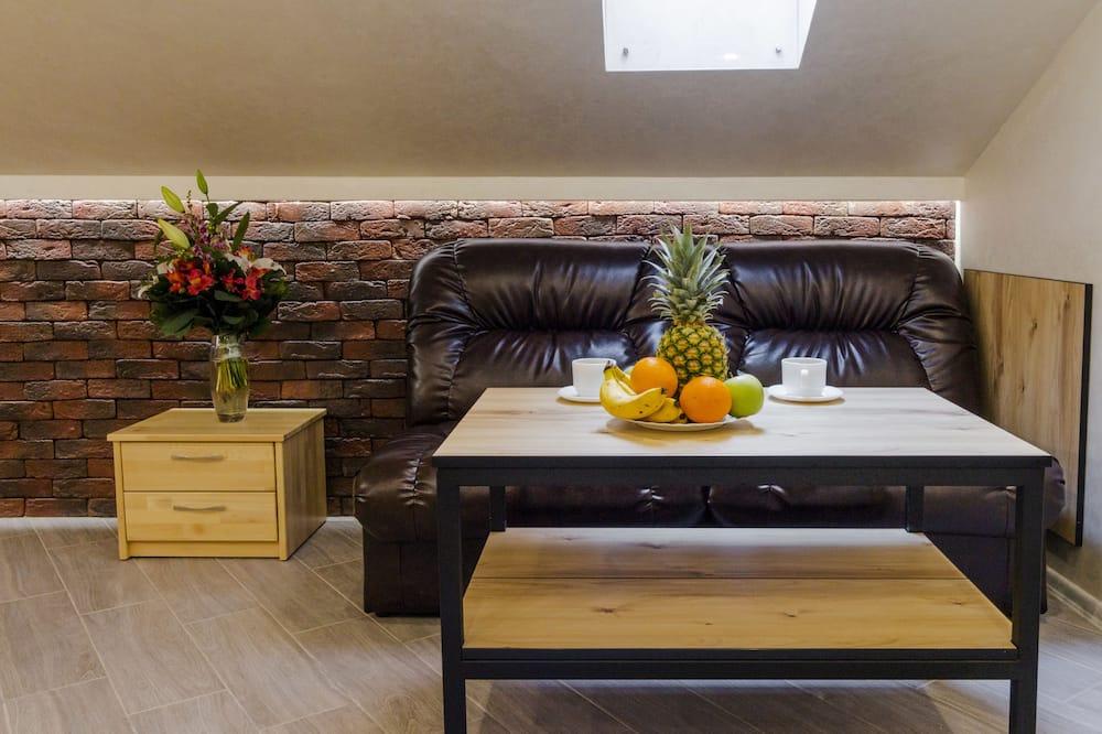 Studio typu Comfort - Obývací prostor