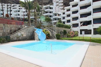 Picture of Nice apartment with pool and a few meters from Playa Cura in Mogan