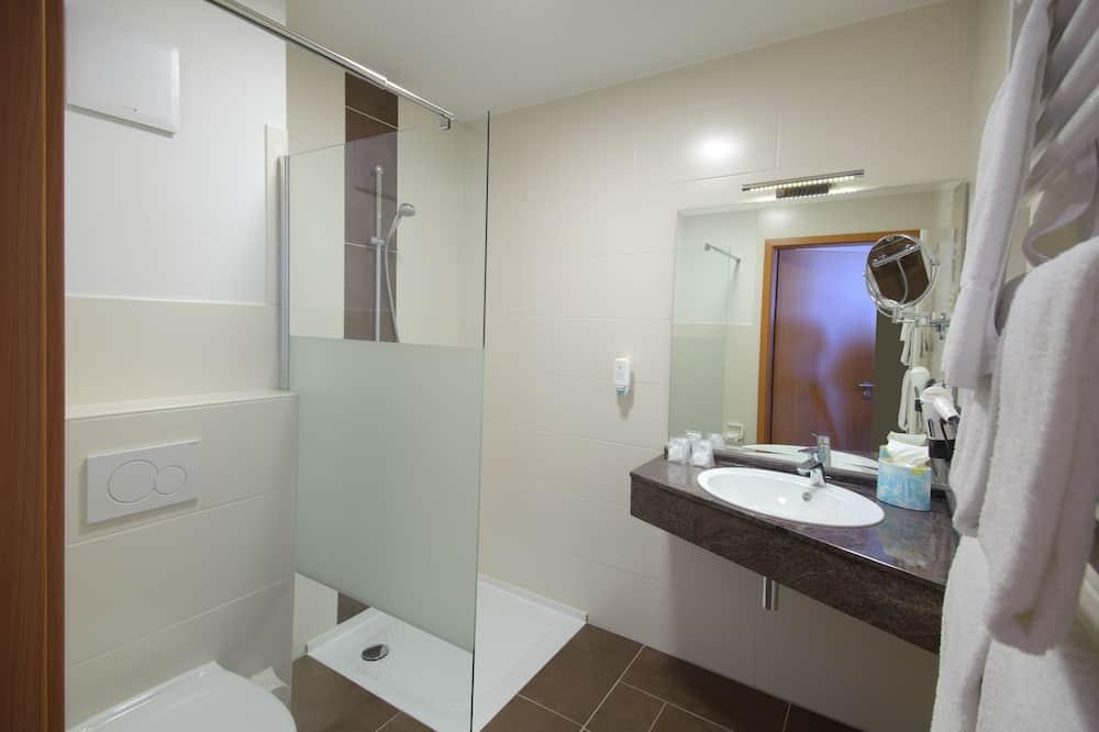 Classic-dobbeltværelse - Badeværelse