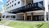 Book this In-room accessibility Hotel in Uberlandia