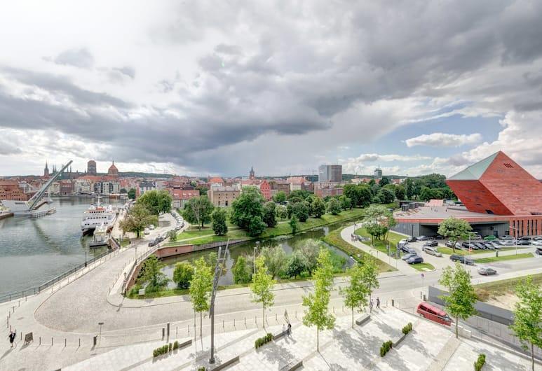 Dom & House - Apartments Brabank Old Town, Gdansk, Leilighet – deluxe, 1 soverom, Utsikt fra rommet