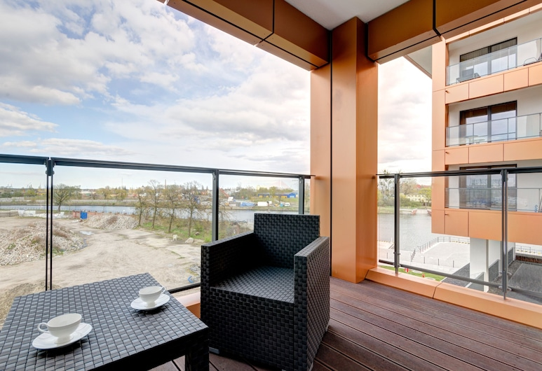 Dom & House - Apartments Brabank Old Town, Gdansk, Apartment, 2 Bedrooms, Balcony (6 adults), Balcony