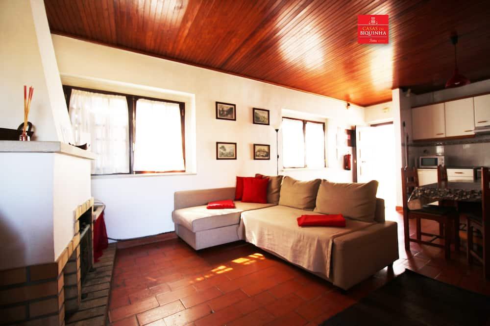Apartment, 1 Bedroom (Rua Gil Vicente 18B) - Living Room