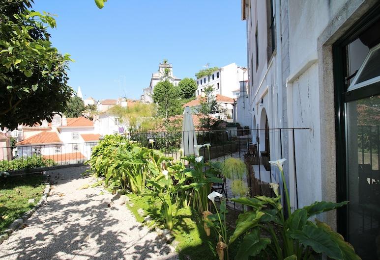 Casas da Biquinha, Sintra, Apartamento, 2 Quartos, Terraço (Rua Gil Vicente nº20 Cv Dta), Terraço/Pátio Interior