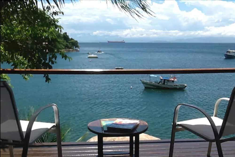 جناح - بشرفة - بمنظر للبحر (Brisamar) - شُرفة