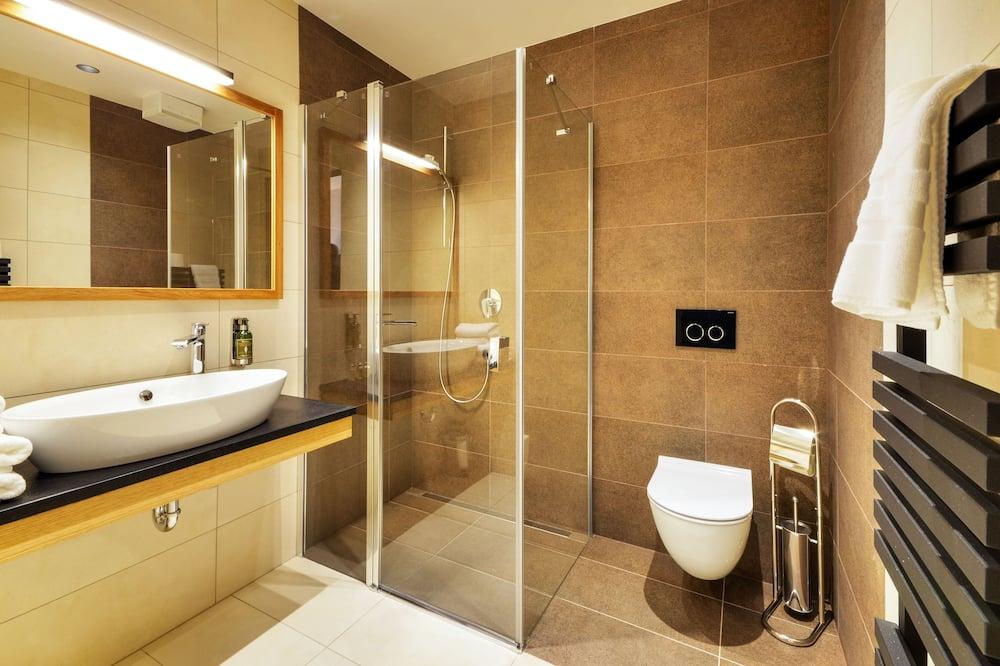 Habitación doble superior (4 people) - Baño