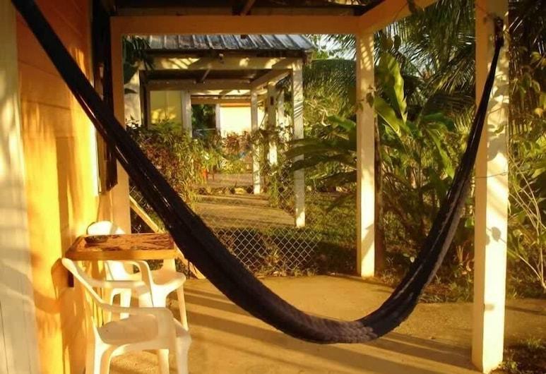 Cheers Cabañas, Belmopana, Paaugstināta komforta bungalo, Terase/iekšējais pagalms