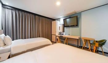 Foto van Hotel The May in Busan