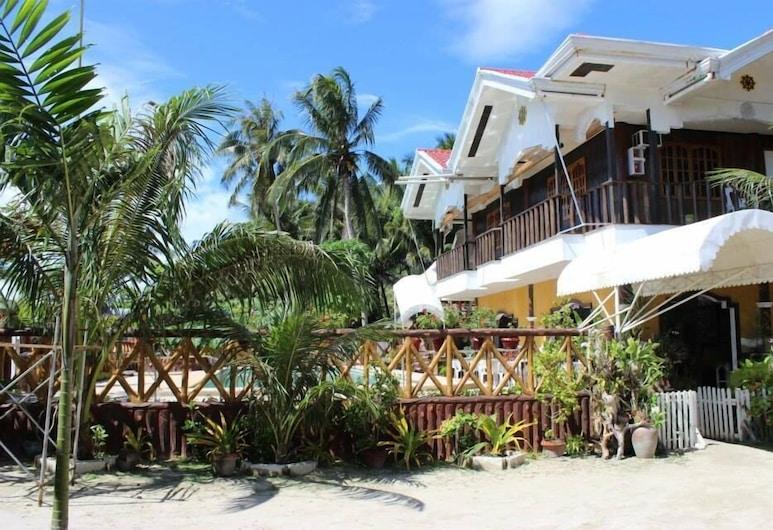 Villa Limpia Beach Resort, Loay, Bagian Depan Hotel