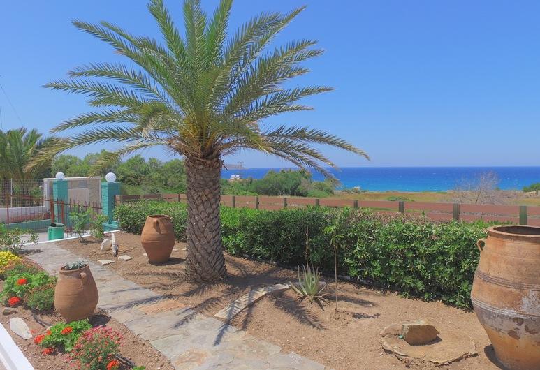 Villa Katerina, Sitía, Departamento, 2 habitaciones, vista al mar, Áreas del establecimiento